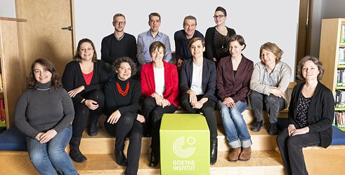 The team of the Goethe-Institut Montreal