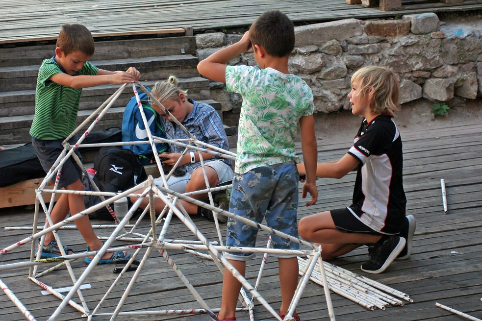 Architectural Workshop for Children