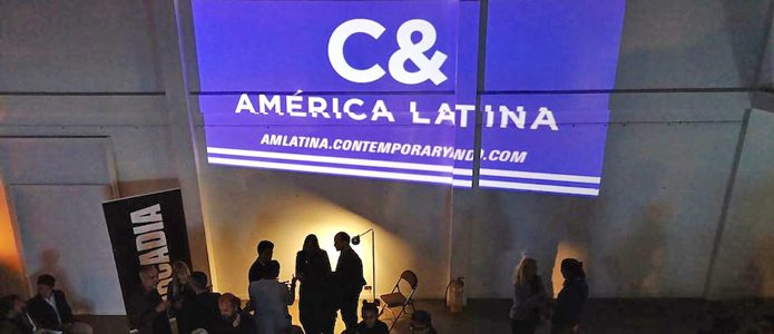 The launch of C&AL in Bogotá, Colombia, 2018