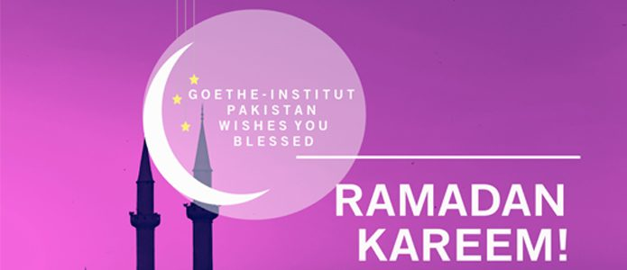 We wish you a Blessed Ramadan