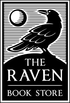 The Raven Book Store Logo