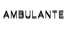 Logo Ambulante