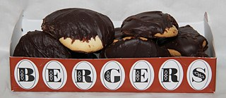 A Box of Berger Cookies