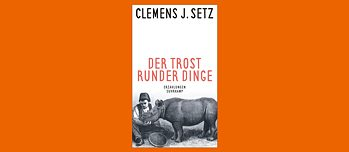 Book cover: Der Trost runder Dinge