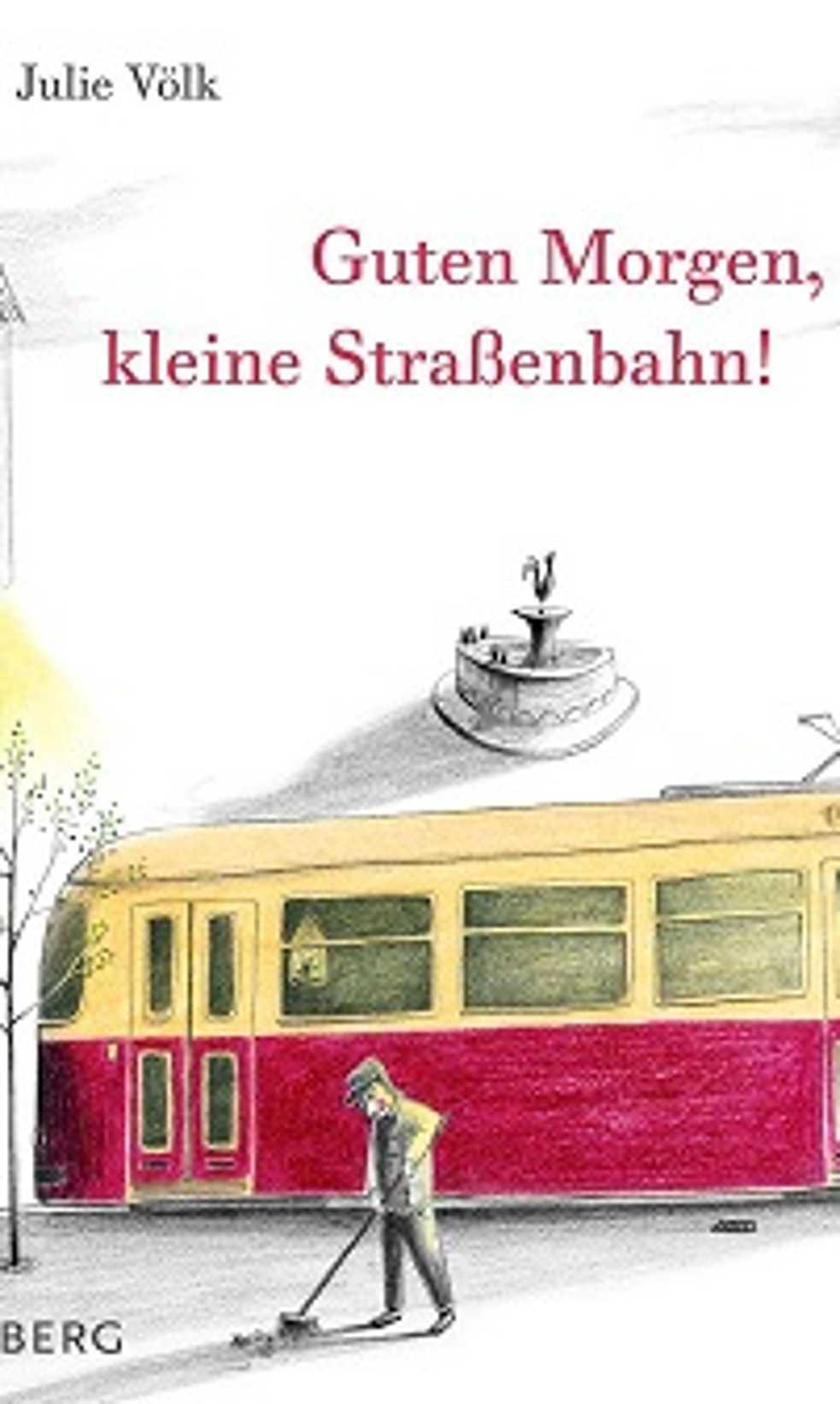 Guten Morgen Kleine Straßenbahn Themenraum Goethe