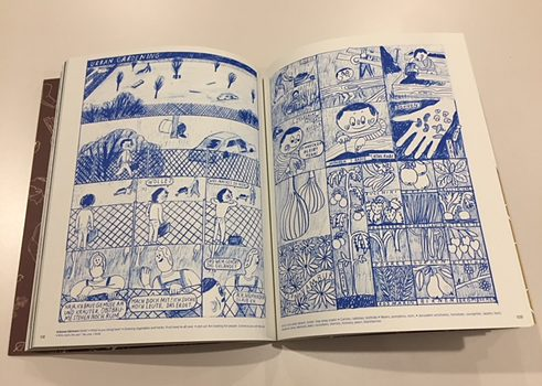 "Page from ""Spring"""