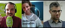Europe calling – 1st call: Hello democracy!