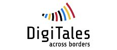 Logo DigiTales across borders