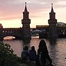 Grabbing a few Späti beers and snacks to enjoy by the Spree is a classic frugal Saturday evening in Berlin.