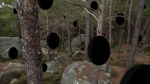 Ayoung Kim, Stillleben aus Porosity Valley, Portable Holes, 2017, Einkanal-Video, 21 Min. 20 Sek.