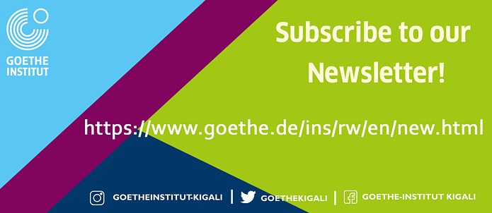 Goethe Newsletter