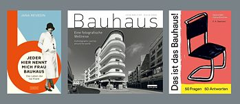 Book cover: Bauhaus