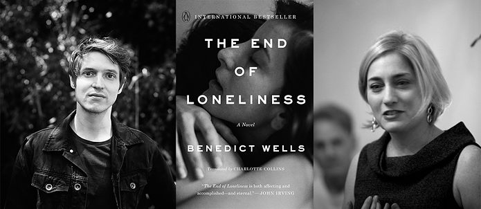 The End of Loneliness: Benedict Wells in conversation with Liesl SchillingerThe End of Loneliness: Benedict Wells in conversation with Liesl Schillinger