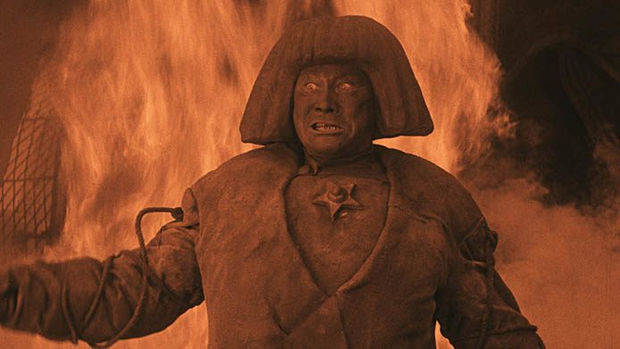 The 2019 SFF screens a restored version of 'The Golem: How He Came Into the World'.