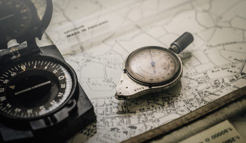 Navigation through life. The lost art of orientation