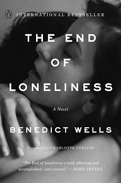 "Book cover ""The End of Loneliness"""