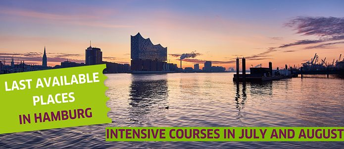 Intensive Courses in Hamburg