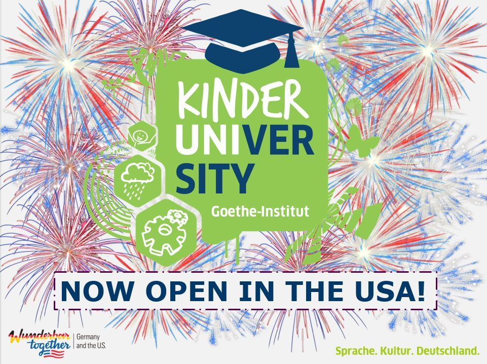 The German Digital Kinderuniversity