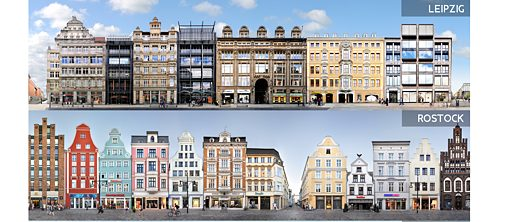 Germany Street Fronts