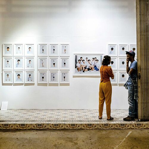 we will have been young Photography Exhibition