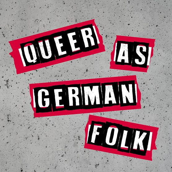 Key Visual Queer as German Folk