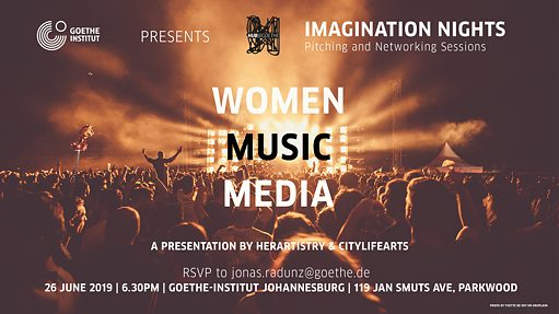 women media and music