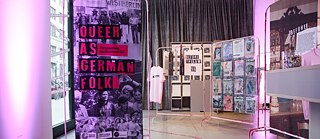 The Queer as German Folk exhibition can be seen at the Goethe-Institut New York until 3 August