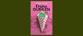 Book cover: Grüne Gurken