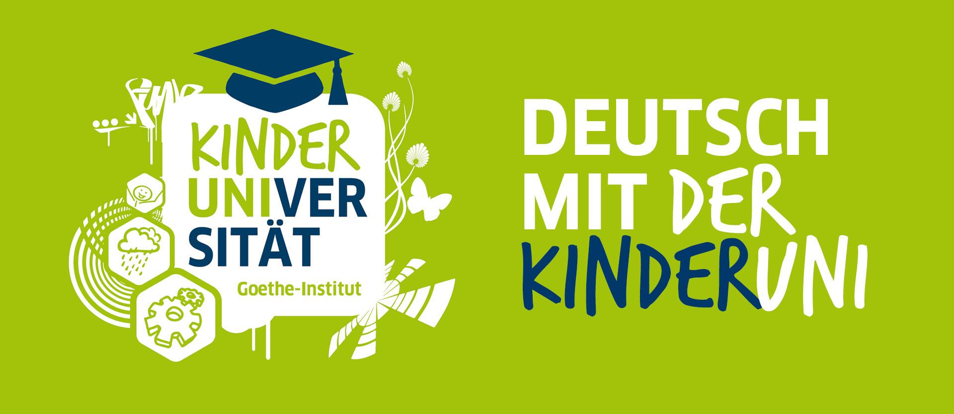 Deutsch mit der Kinderuni