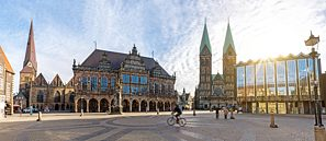 Hanseatic city Bremen