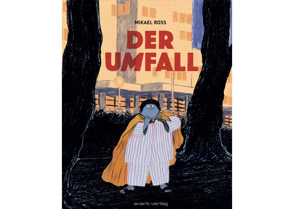 "Mikael Ross' story ""Der Umfall"" (The Toppling) describes what it is like to live with an intellectual disability."