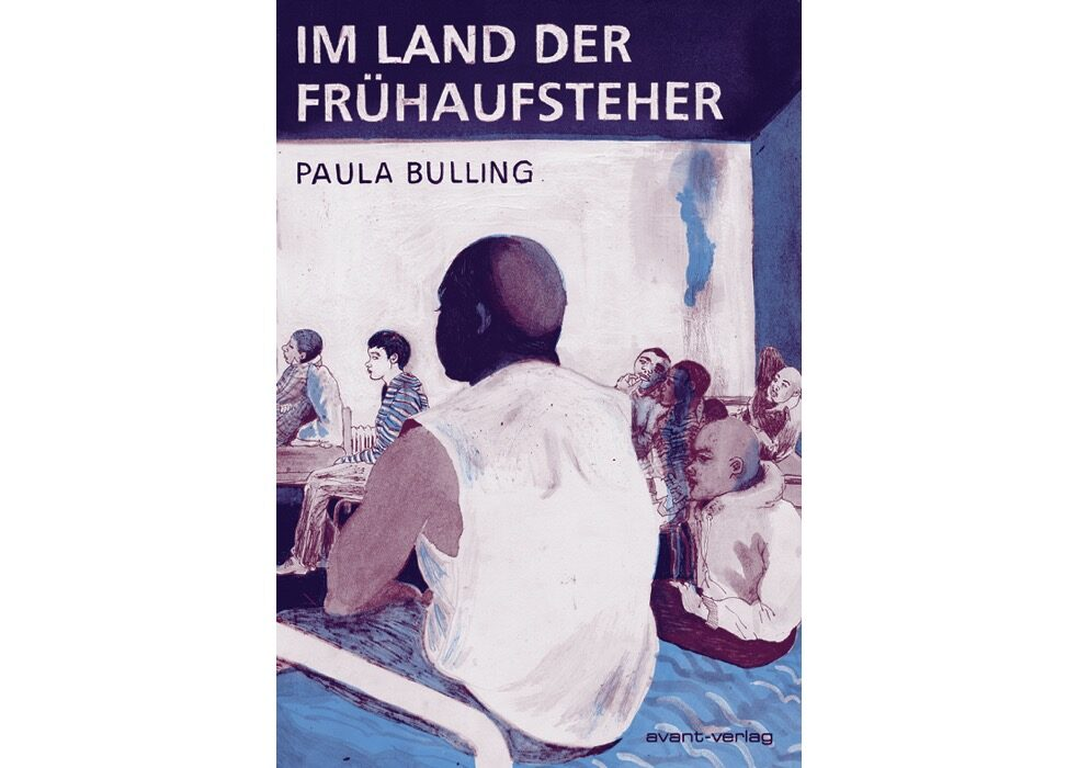 "Paula Bulling details what life is like for refugees in Saxony-Anhalt in ""Im Land der Frühaufsteher"" (In the Country of Early Risers)."