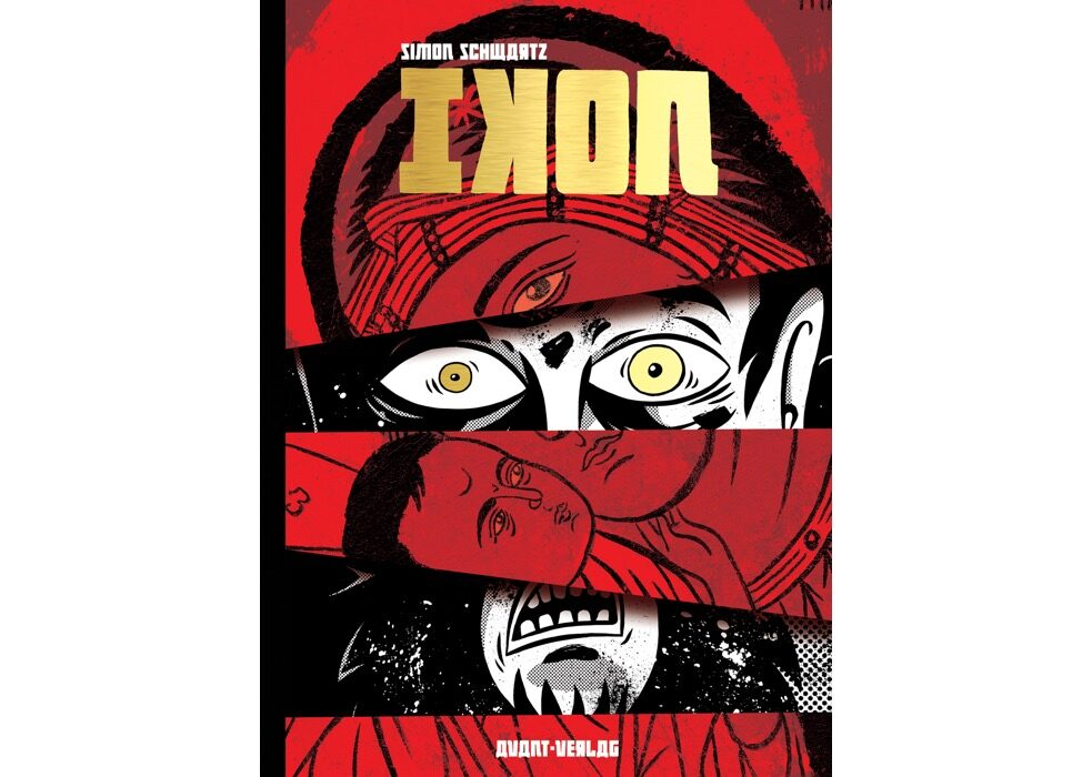 "The protagonist of Simon Schwartz's graphic novel ""Ikon"" is forgotten icon painter Gleb Botkin, an eyewitness to the massacre of the Russian tsar family in July 1918."