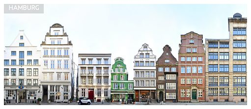 Finissage: Germany Street Fronts