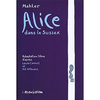 Alice dans le sussex recto