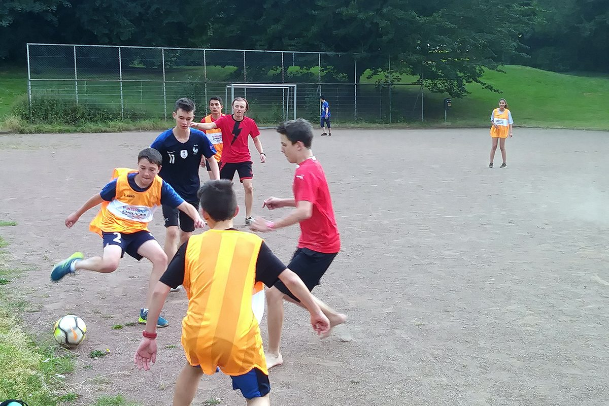 Fußball Action