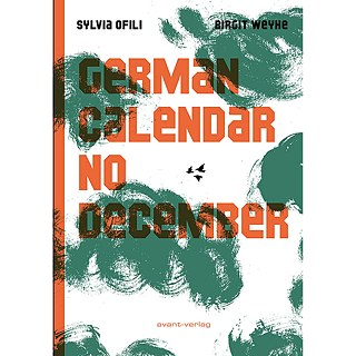 German Calendar Cover