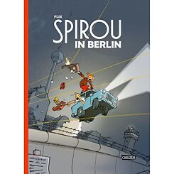 Spirou in Berlin Cover