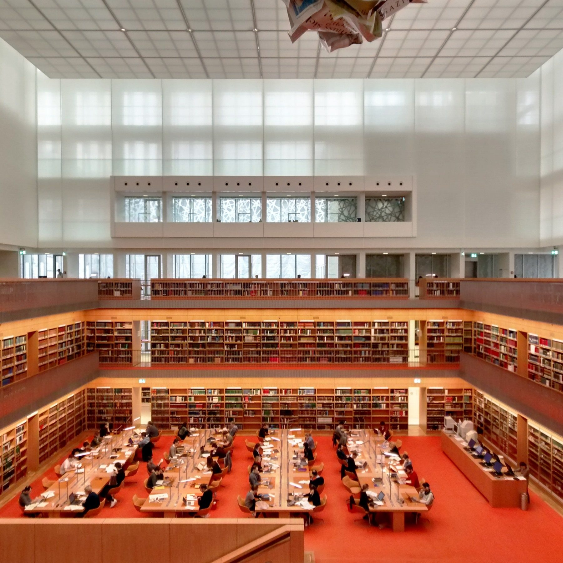 Berlin State Library – Prussian Cultural Heritage Foundation
