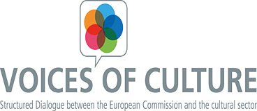 Voices of Culture Logo