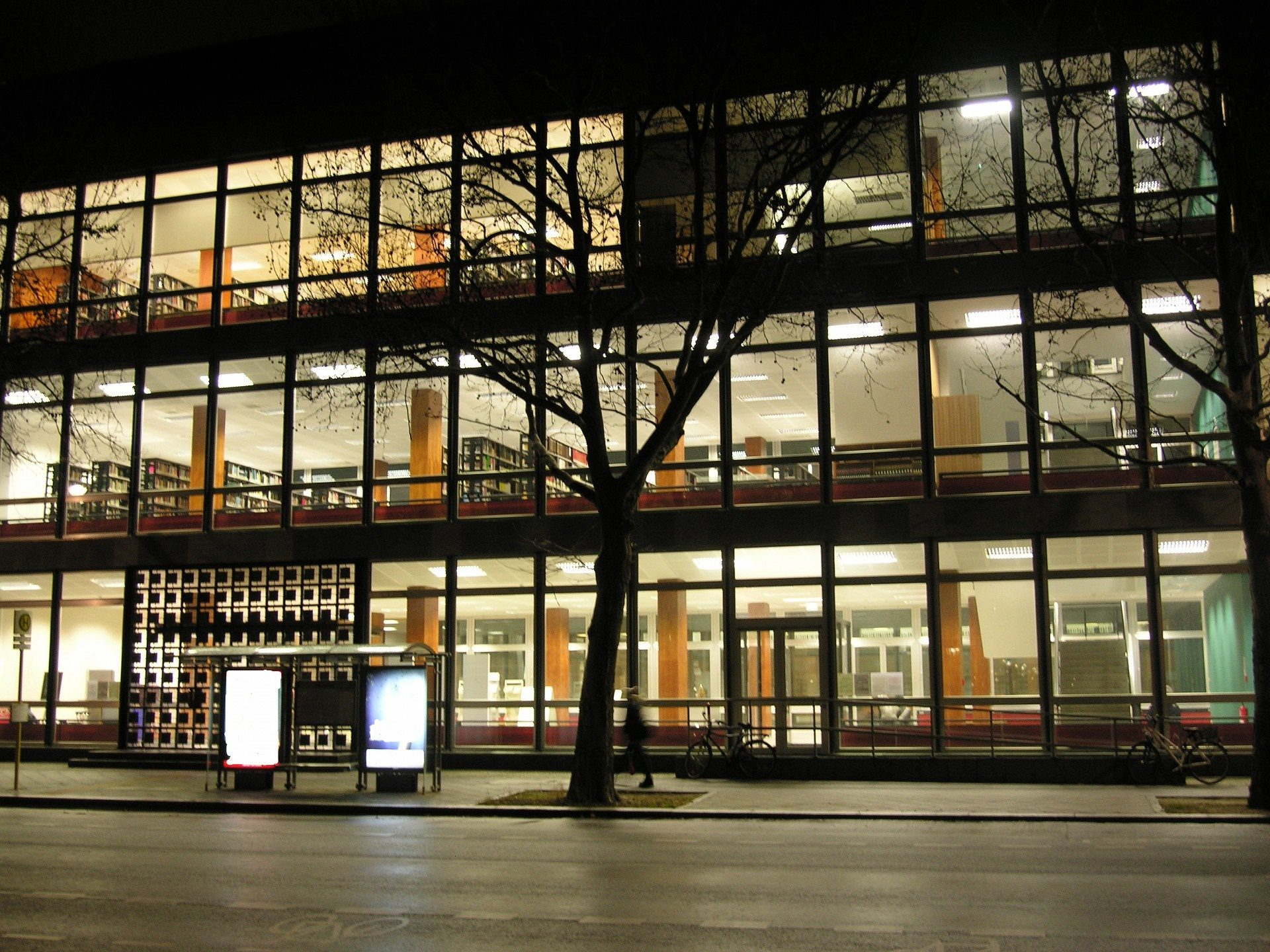 Berlin Municipal Library (ZLB)