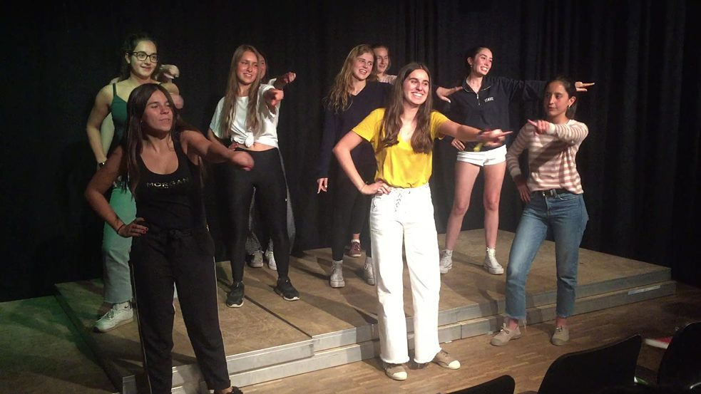 Talent-Show Jugendkurs Berlin-Wannsee