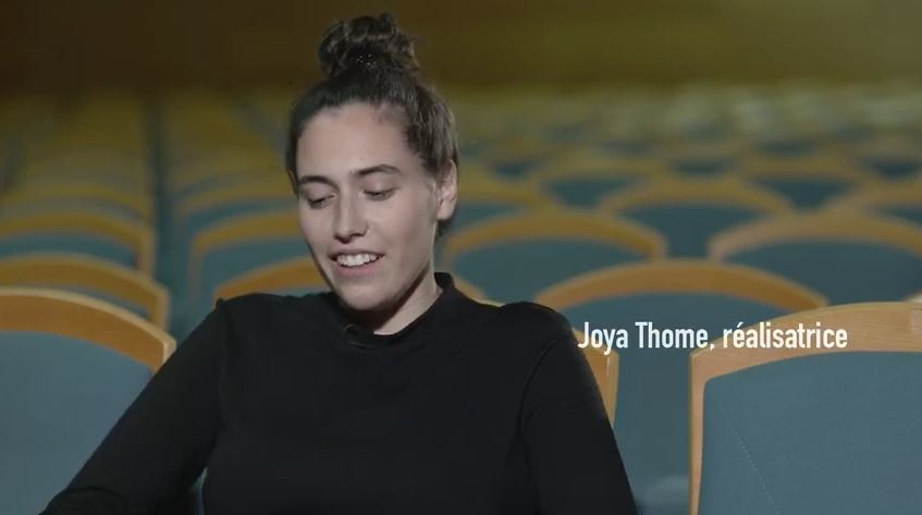 Joya Thome Interview