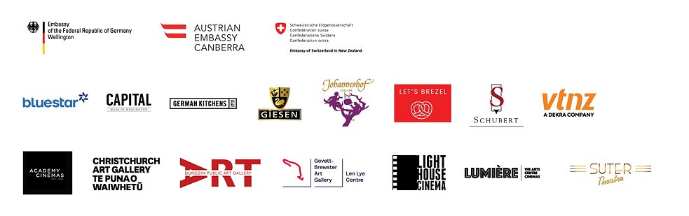 Partners and Sponsors German Film Festival 2019