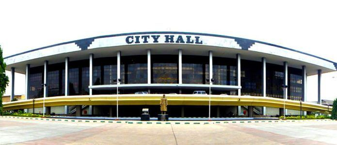 Lagos City Hall