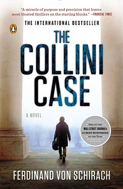Book cover The Collini Case