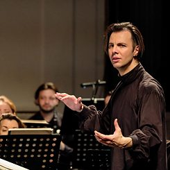 Teodor Currentzis (conductor)