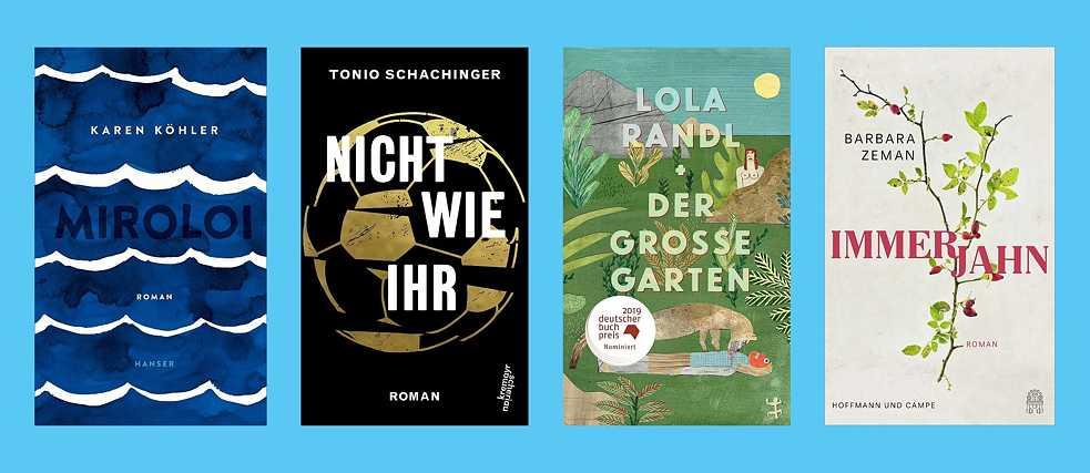 The New Novelists Have Arrived Cherrypicker Goethe Institut