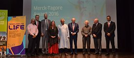 Merck-Tagore Award 2016