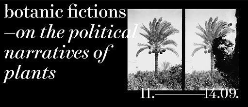 Botanic Fictions Banner